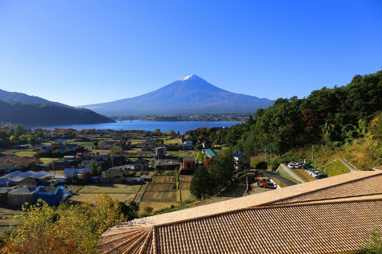 ラビスタ富士河口湖 眺め